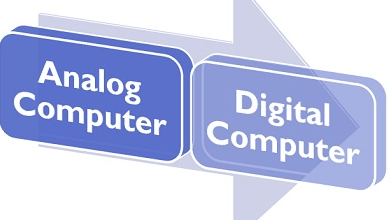 Photo of Difference between Analog and Digital Computer