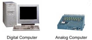 categories of computer