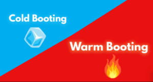types of booting