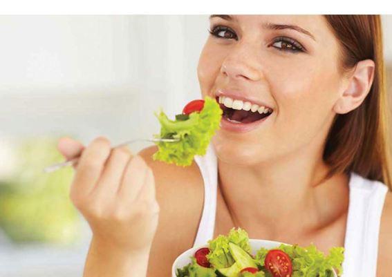 chew salad