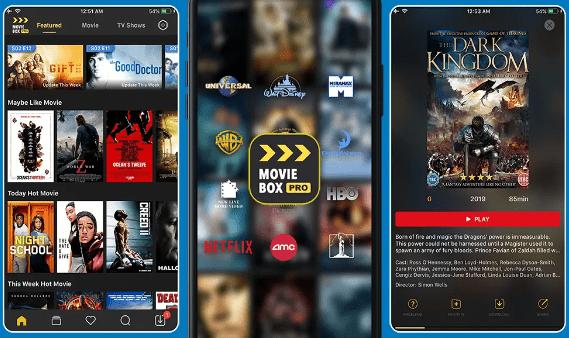 MovieBox Pro iOS