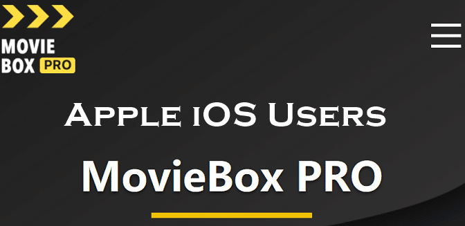 MovieBox Pro Apple Tv