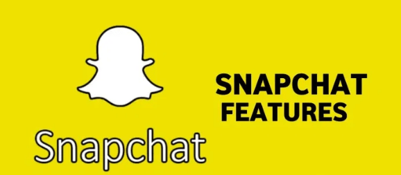 snapchat features